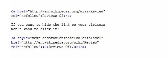 linkoutcode