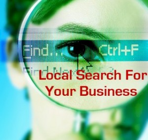local search results for business