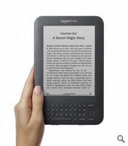 Amazon Kindle  EReader for ebooks
