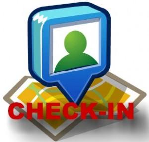 google check in-latitude local service