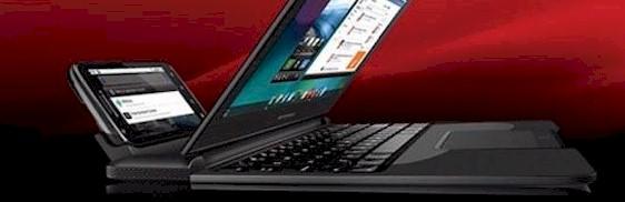 Motorola-Atrix-4G-On-Its-Laptop-Loading-Dock