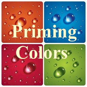 using color for website priming