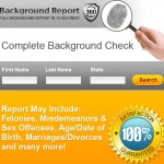 Review Find Information About Anyone Using Background Report 360