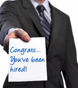 how you can be hired for that dream job
