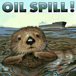 the environment damage of an oil spill