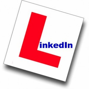 the letter l is for linkedin