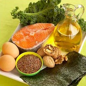 omega-3 based oils which promote weight loss