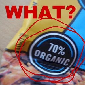 how to tell if food is organic