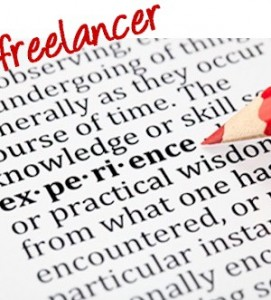 showing your independence as a freelancer