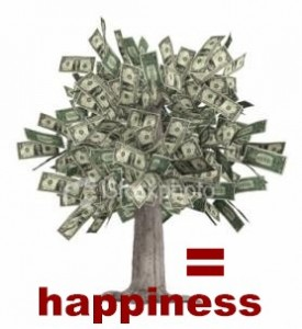 Whoever Said Money Is The Key To Happiness Doesn't Have Any