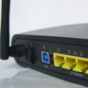 setting up a wireless router in your home