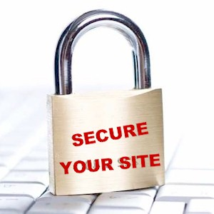 how to secure your site from intruders