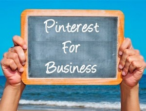 how to use a pinterest business account