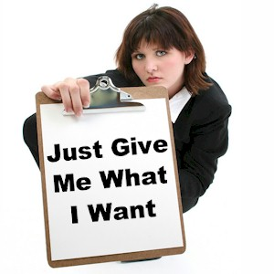 how to ask and get what you want