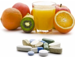 taking natural supplements to enhance your health