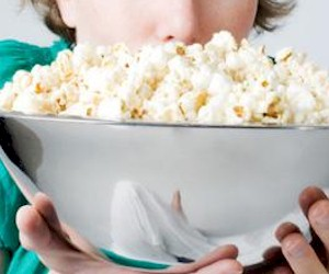 why microwave popcorn is unhealthy for you