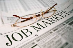 how the traditional job market is shrinking