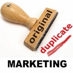 The Latest Trend In Online Marketing Is Duplicate Marketing