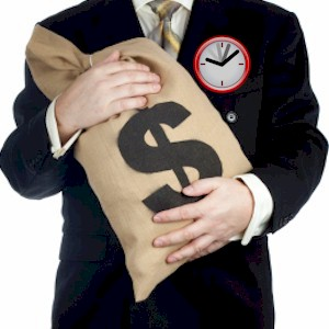 when time becomes money