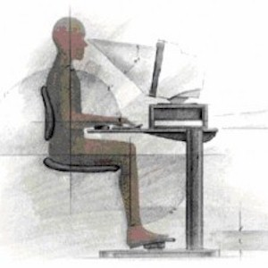 how you can get proper posture