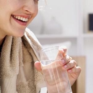 water is one of the best detoxifiers