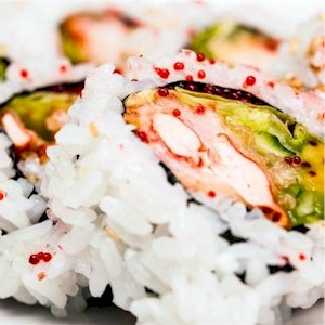 sushi as a health food