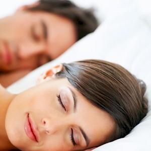 getting deep restorative sleep