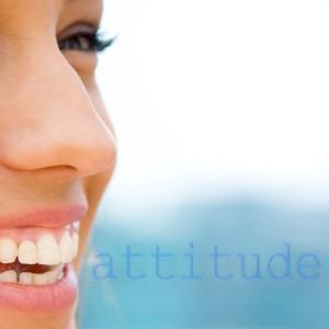 having a good positive attitude