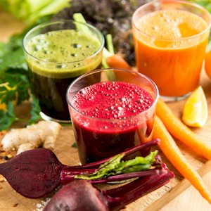 why juicing for losing weight