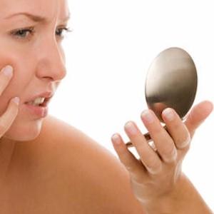 avoiding skin blemishes