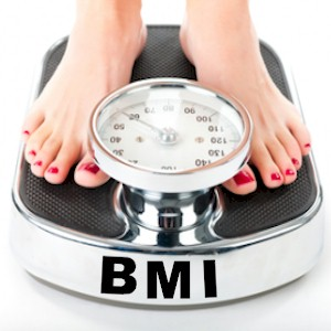 calculate your own BMI