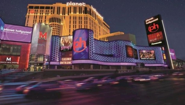 Book a room at the Planet Hollywood Resort and Casino in Las Vegas