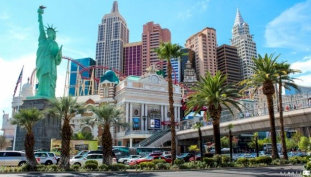 Book a room at the New York New York Hotel in Las Vegas