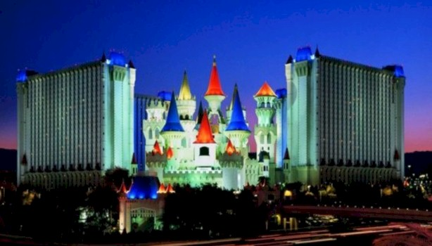 Book a room at the Excalibur Hotel in Las Vegas