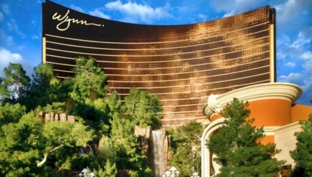 Book a room at The Wynn Hotel in Las Vegas