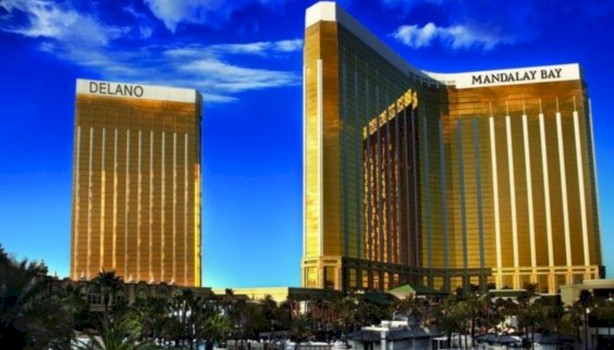 Book a room at the Mandalay Hotel in Las Vegas