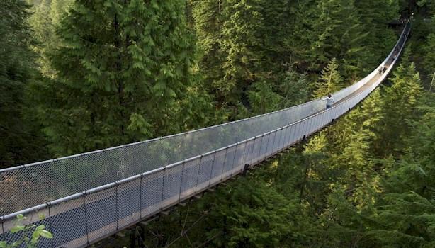 Capilano Suspension Bridge Canada